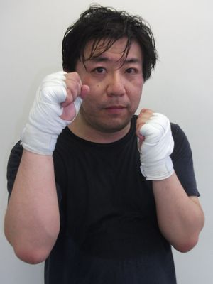 <span style='font-weight:bold;'>井上 雄司</span><span style='font-size:0.8em'>Yuji Inoue</span><span style='font-size:0.8em; font-style:italic;'>戦績 8敗1分</span>